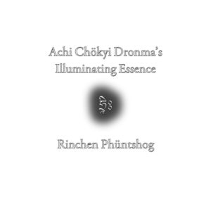 Achi's Illuminating Essence