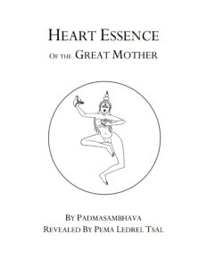 Heart Essence of the Great Mother Cover